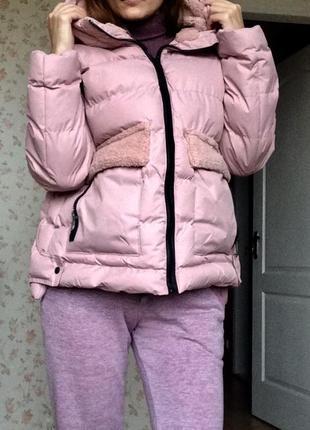 Куртка зефирка осень зима