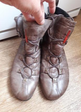 Ботиночки ecco 42 размер