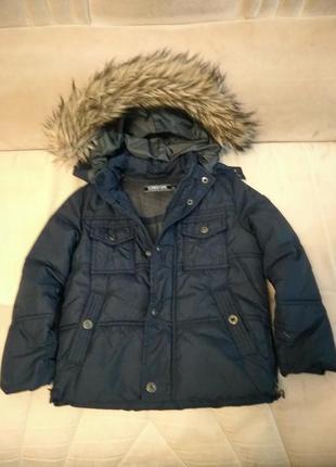 Куртка для мальчика geox деми (4 года)