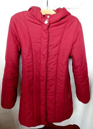 Куртка,пальто,пухрвик на девочку 10-12 лет