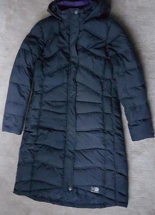Оригінальне пухове пальто