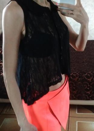 Легкая блуза от miss selfridge