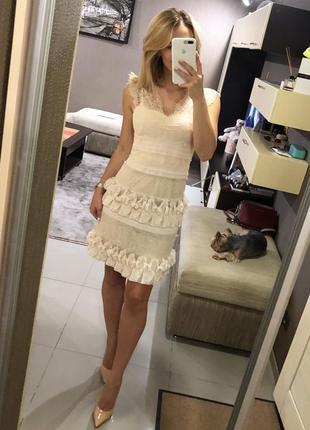 Шикарное платье bcbg max azria !!!!при покупке сегодня скидка!!!