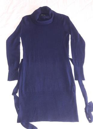 Нежное кашемировое платьице m-l