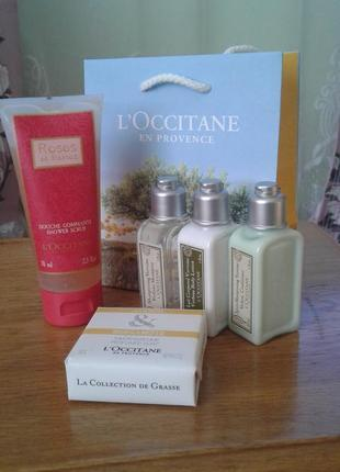 L'occitane подарунковий набір