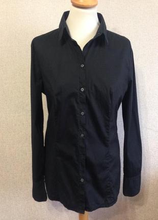 Рубашка жен. hugo boss,р.42,хлопок