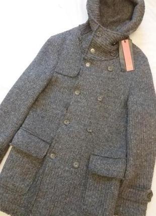 Мужская парка, пальто, жакет из шерсти бренд  imperial
