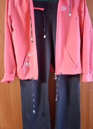Спортивный костюм для девочки 10-11 лет