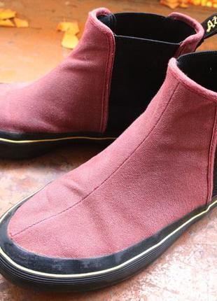 Dr. martens ботинки модель phoebe