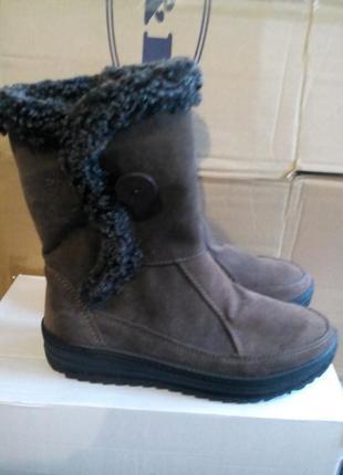 Супер зручні замшеві жіночі чоботи угги 9000063b26235
