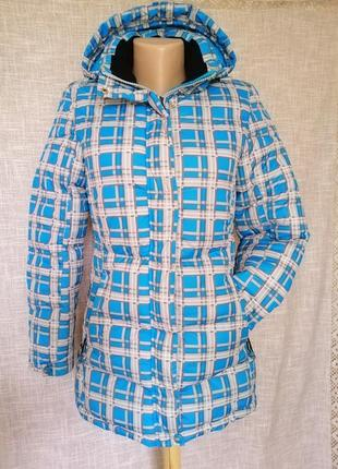 Супер теплая зимняя куртка-пальто  whs
