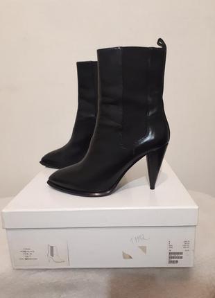 Цена снижена!новые,кожаные ботинки челси, полусапожки,туфли,сапоги,ботильоны100%кожа❗