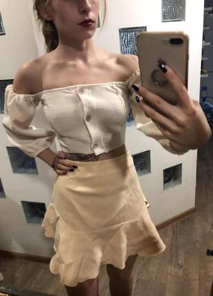 Zara юбка