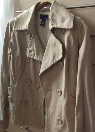 Стильный пиджак на осень