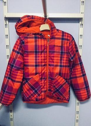 Куртка зимова  дитяча (на хлопчика),columbia