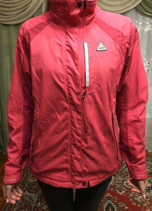 Горнолыжная шикарная куртка бренда icepeak