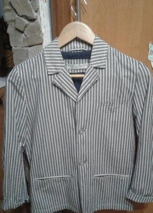 Стильный пиджак манго для юного модника