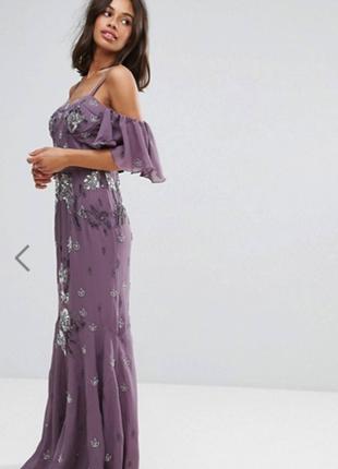 Полная распродажа! шикарное платье для выпускных!