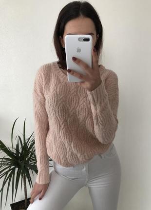 Нереально мягкий свитер atm