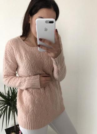 Нереально мягкий свитер atm2