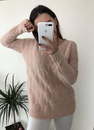 Нереально мягкий свитер atm5