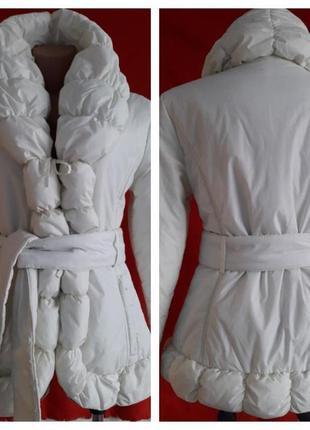 Стильная деми куртка фирмы jessica ( c&a) p. 10/38 (m)
