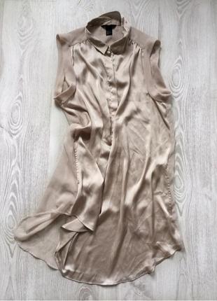 Шикарна блуза-туніка h&m