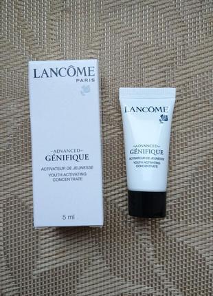Сыворотка для лица lancome advanced genifique 5 мл