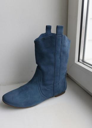 Распродажа ботинки полусапоги искусственная кожа р. 36, 37, 39 демисезон