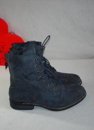 Утепленные полусапожки ботинки бренд graceland
