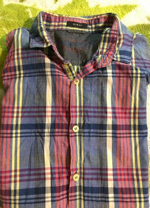 Рубашка с коротким рукавом reserved
