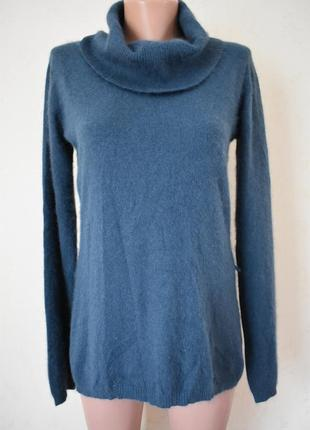 Теплый мягкий ангоровый свитер