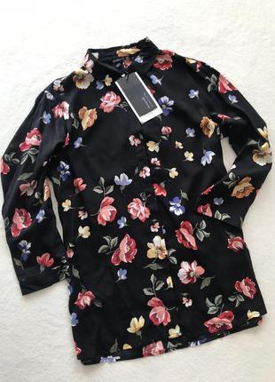 Блуза блузка рубашка stradivarius