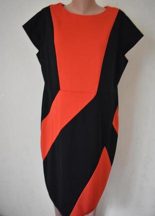 Красивое новое элегантное  платье большого размера