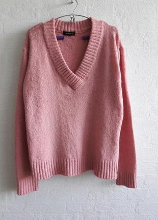 Стильный мягенький свитерок, джемпер, бренда new look ,подойдет на 48,50,52 р.