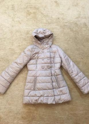 Зимнее пальто oodji