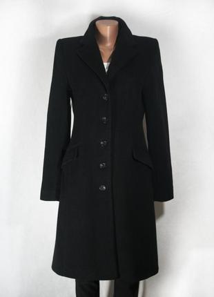 Шерстяное пальто h&m. 70% шерсть с кашемиром2