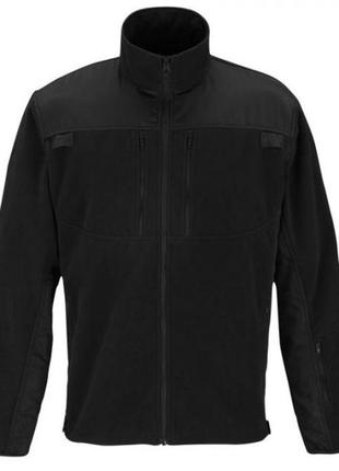 Флисовая куртка propper cold weather duty fleece. размер large long