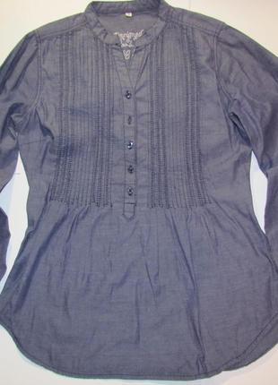 Джинсовая блузочка