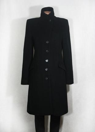 Шерстяное пальто h&m. 70% шерсть с кашемиром