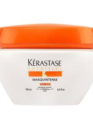 Kerastase nutritive masquintese,маска для сухих толстых волос