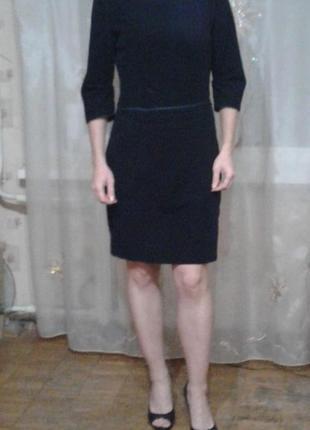Стильное платье карандаш для офиса или вечера
