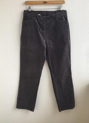 Шикарные велюровые брюки peter hahn