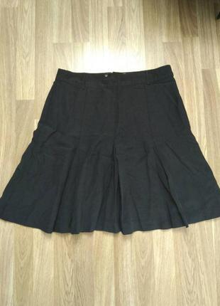 Чорна юбка/спідниця