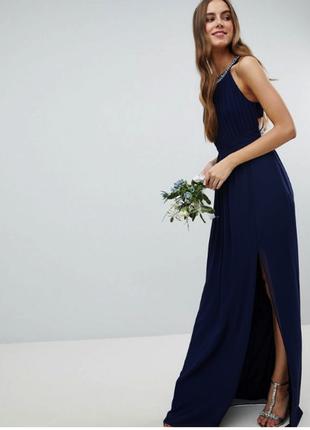 Полная распродажа! шикарное платье для выпускных! новая цена 985 грн. р-р м/l