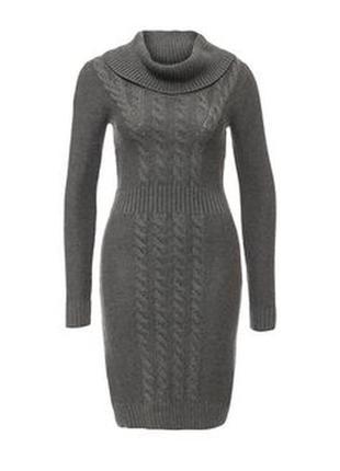 Теплое платье либо туника от oggi