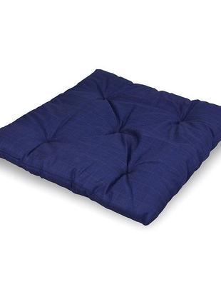 Декоративная подушка-сидушка