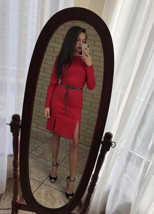Твоё идеальное платье, пояс в подарок;)