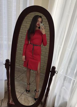Твоё идеальное платье, пояс в подарок s,m,l. также чёрное2
