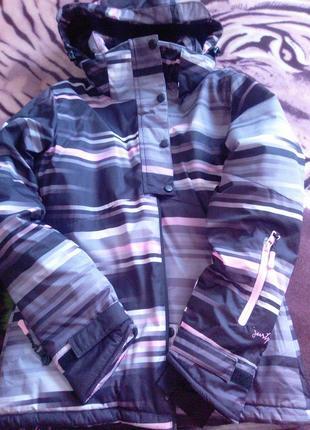 Лижня куртка
